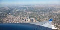 Leaving Calgary