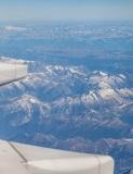 The Rockies looking north