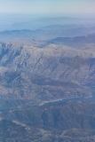 Mountain backbone of Central Greece