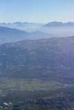 Mountains of central Greece