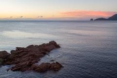 Cape Forestier from Sleepy Bay