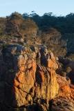 Detail of rocks, Sleepy Bay