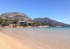 Richardson's beach with the Hazards