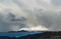 Squall over Rum