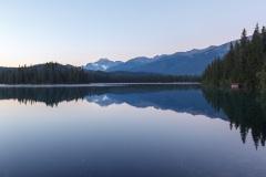 Beauvert Lake pre-dawn