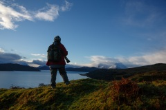 On Raasay looking to Skye