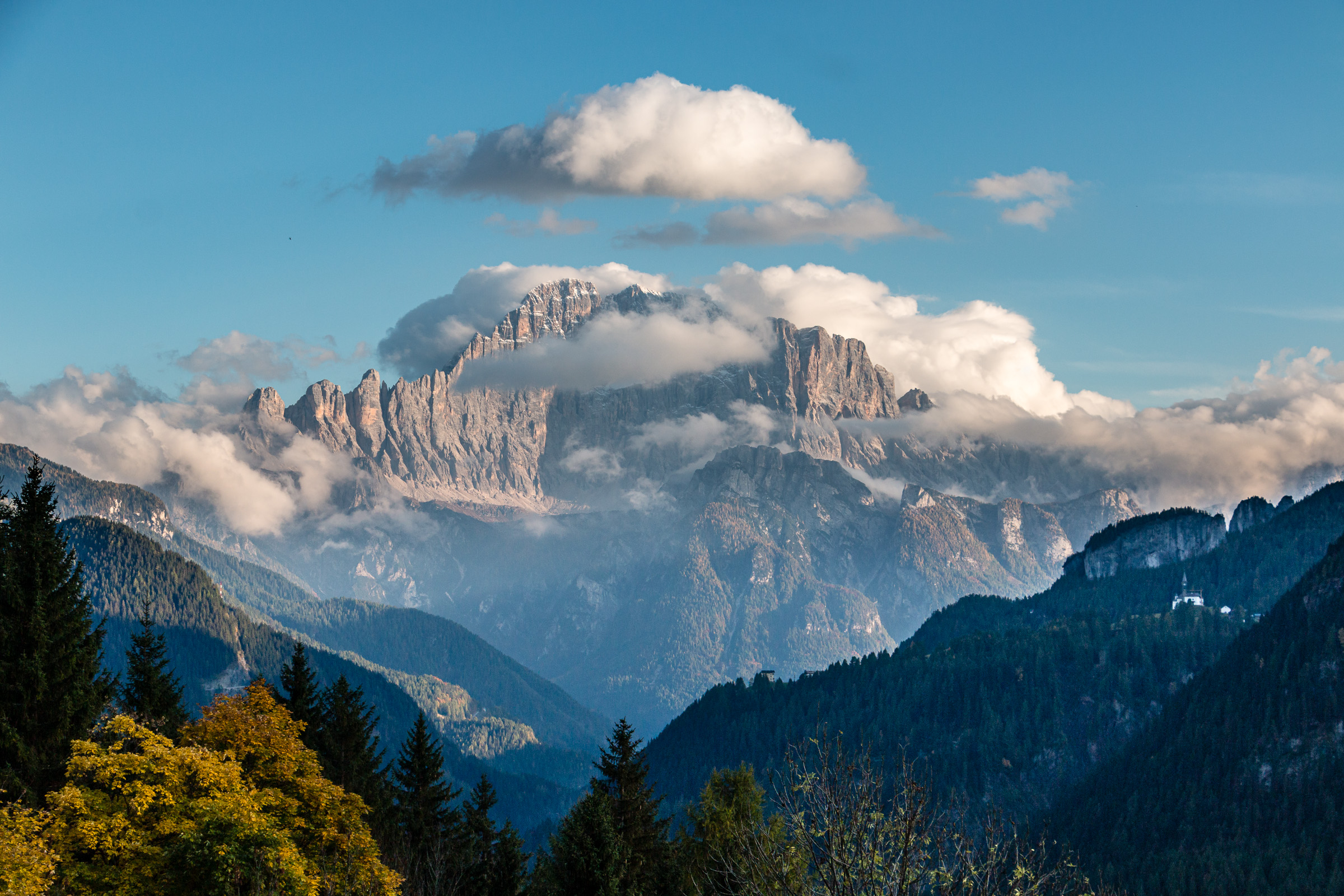 Mount Civetta, Dolomites, Italy