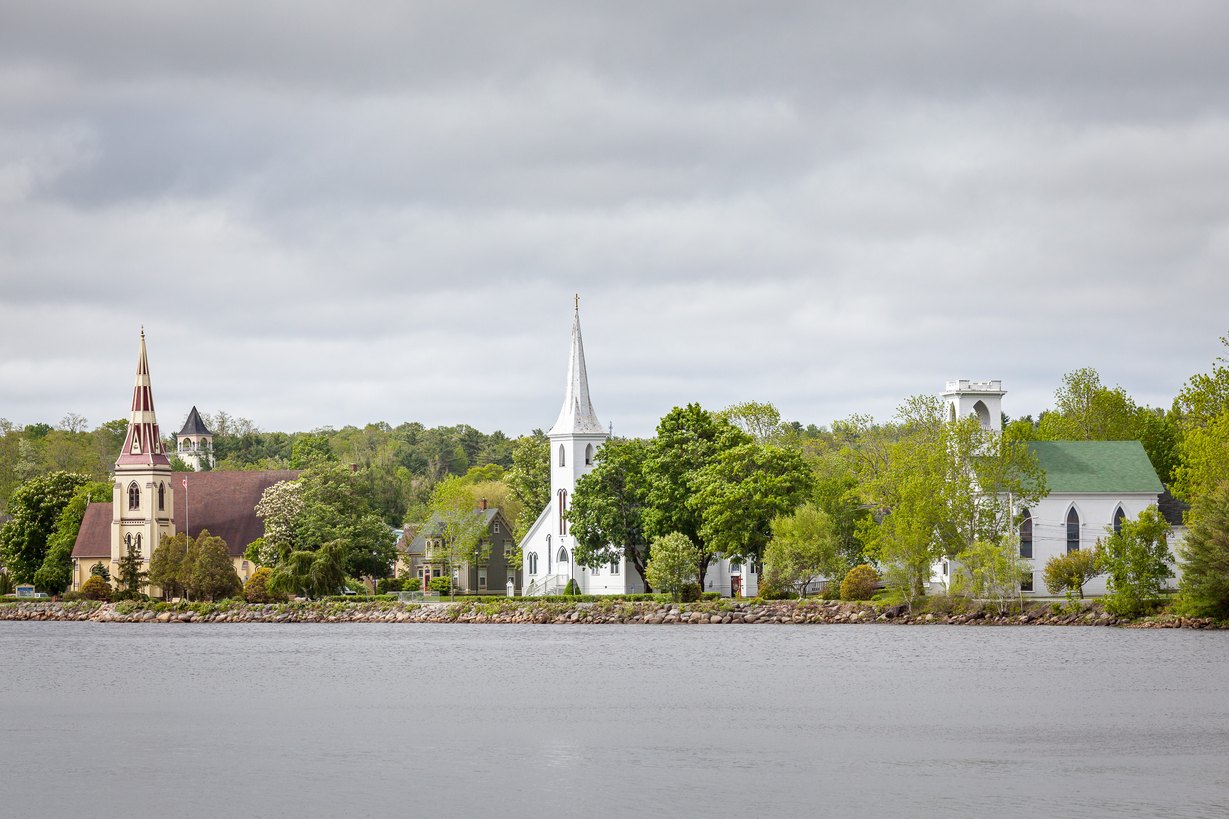 Mahone Bay, Nova Scotia, Canada