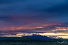 Sunrise at Geysir