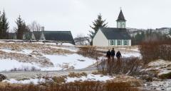 Thingvellir church.