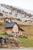 Mountain huts, Passo Giau
