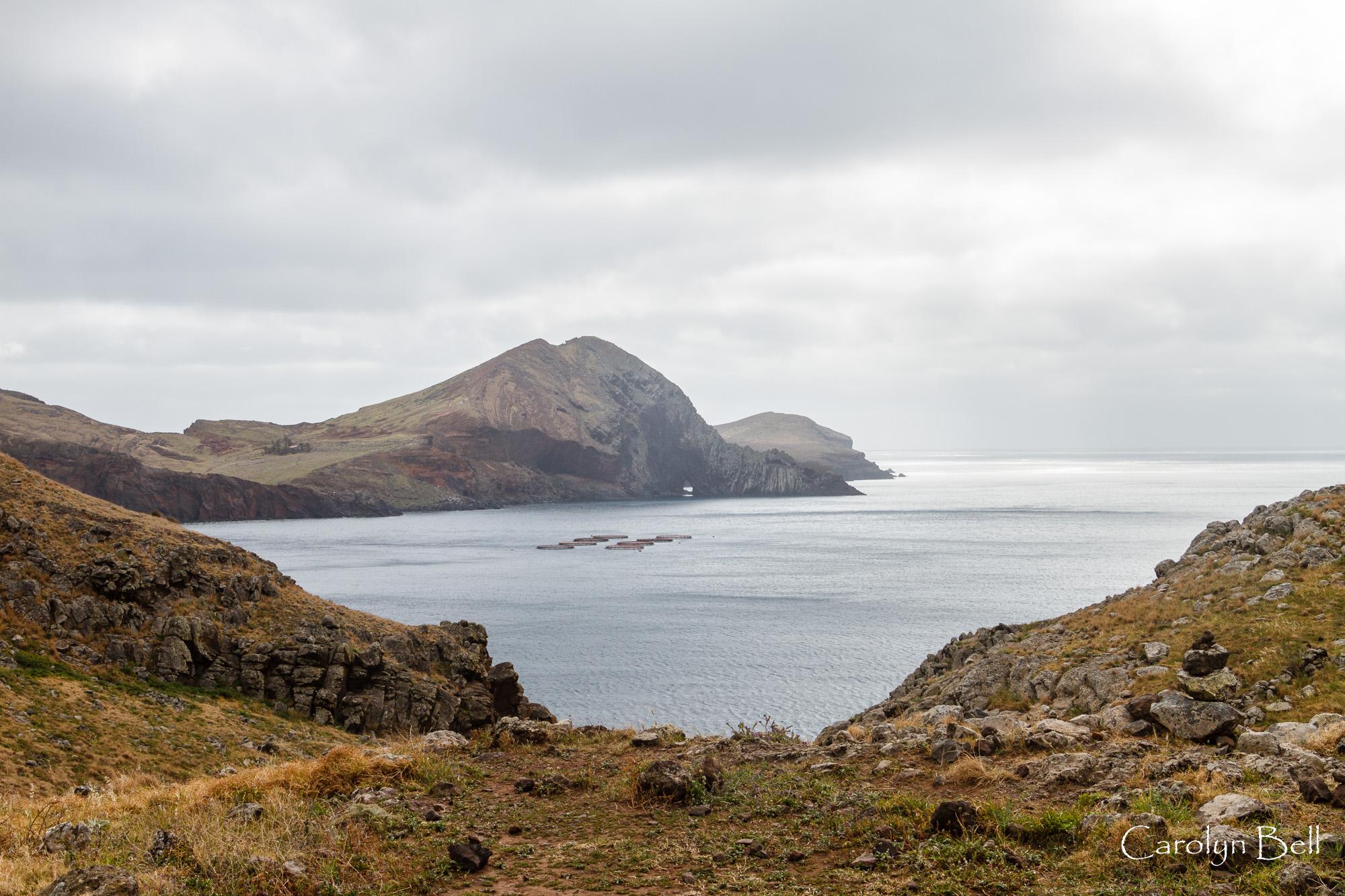 The San Lourenco Peninsula