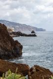 The coast below Funchal
