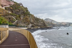 The walkway to Camara de Lobos
