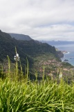 From the viewpoint east of Arco de Sao Jorge