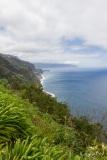 From the viewpoint near Ponta de Sao Jorge
