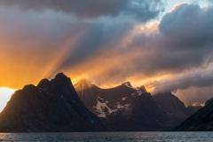 Kjerkfjord from Reine