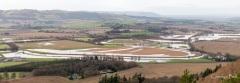 Earn valley in flood
