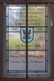 WW2 Memorial Window 2000, Bowerswell House
