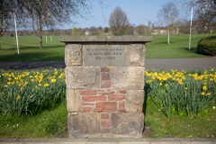 Jacobite History Plaque, North Inch