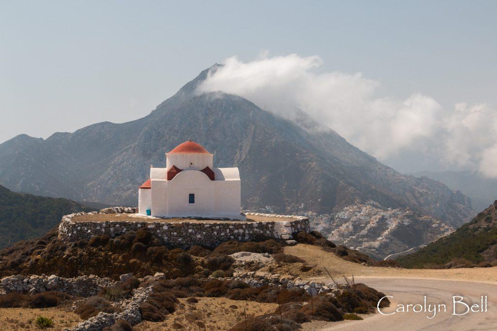 Karpathos chapel