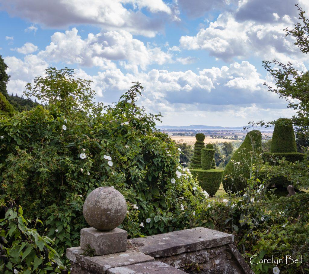 Findgask Castle Gardens